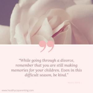 DIVORCE BE KIND
