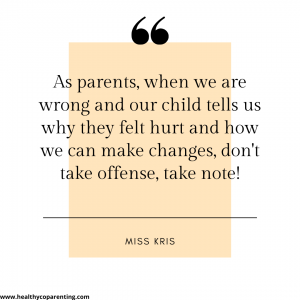 PARENTS ARE WRONG