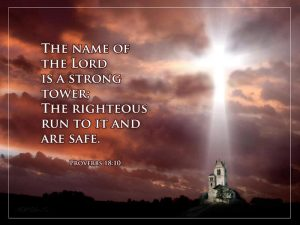 THE NAME OF THE LORD PROVERBS