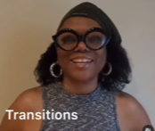 STEPHANNIE AND TRANSITIONS