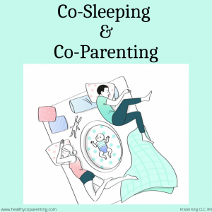 CO SLEEPING WHILE CO PARENTING CCD