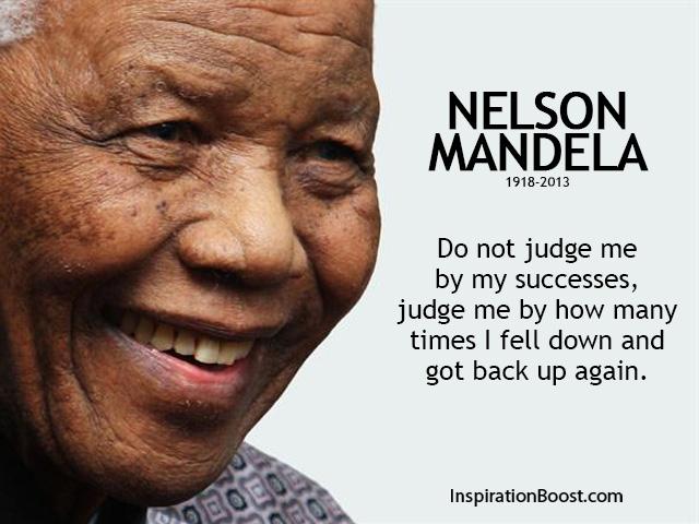 NELSON MANDELA FAMOUS SUCCESS QUOTES CB C