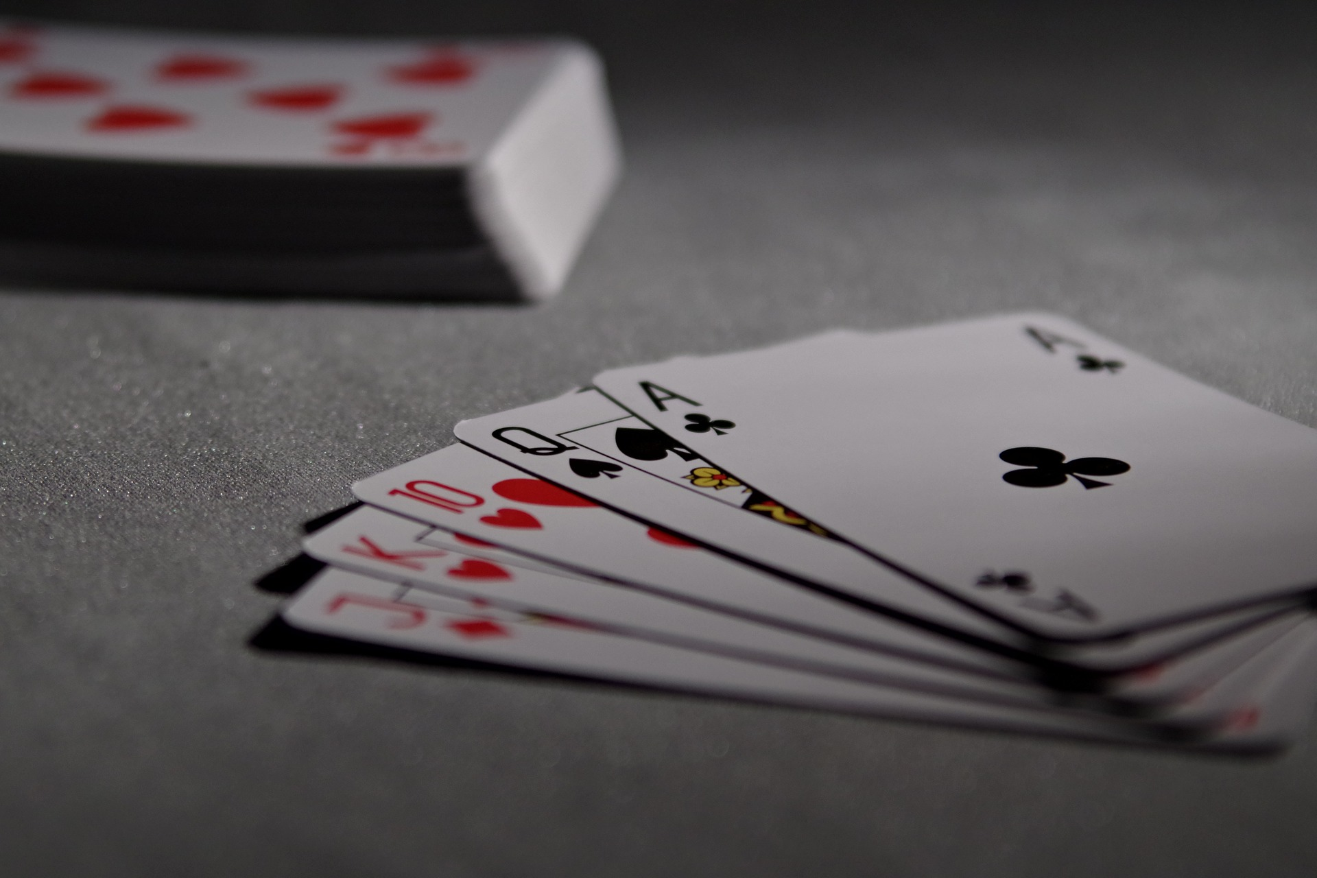 PLAYING CARDS E D