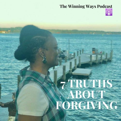 STEPHANNIE AND TRUTHS ABOUT FORGIVENESS PODCAST E F C